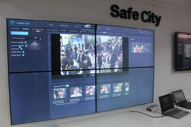 Huawei cria plataforma agregadora de sistemas legados para segurança